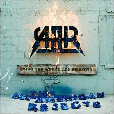 ALL-AMERICAN REJECTS - When World Comes Down - 2 CD - Deluxe Edition Extra NEW