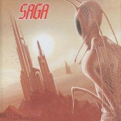 SAGA - House Of Cards - CD - Limited Edition Import - **BRAND NEW/STILL SEALED**