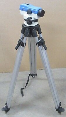 Road Surveying Full Kit With Tripod, Automatic Level And Distance Reader