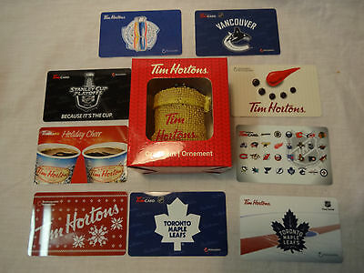 Tim Horton's 2016 Christmas Ornament and MORE!!!