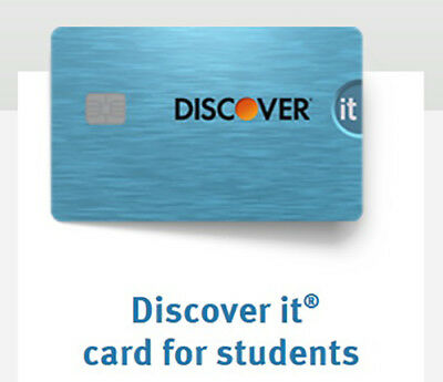 $180 Discover IT Student Credit Card referral, Double Cashback, up to 22%