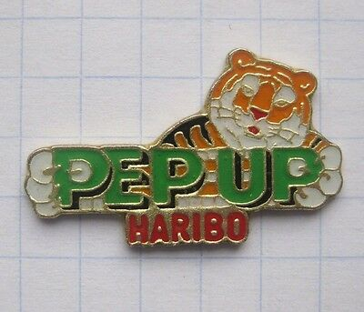 PEP UP / HARIBO ......................Süsswaren Pin (119h)