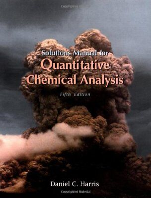 Quantitative chemical analysis harris 9th edition free shipping quantitative chemical analysis by harris fandeluxe Image collections
