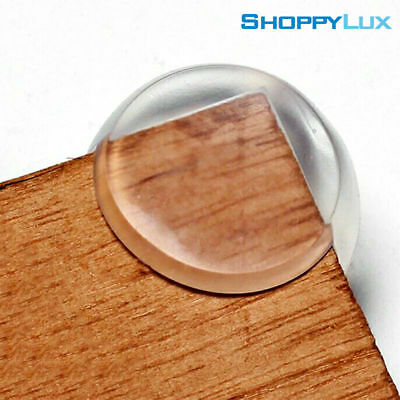 10pcs Corner Table Edge Protection Silicone Baby Safety Protector Table Corners