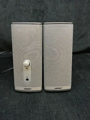 Bose Companion 2 Series II Multimedia Computer Speakers
