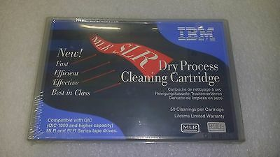IBM 35L0844 SLR MLR Dry Process 50 Cleaning Tape Cartridge - New Sealed