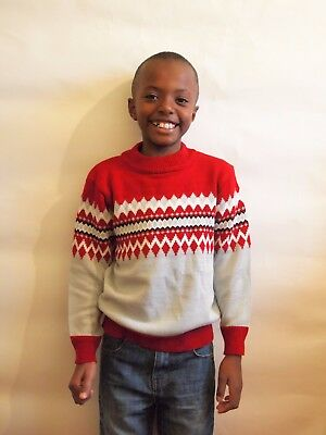 Children Kids Boys Jumpers Sweaters Pullovers Size 4-5 Years Polawear NEW