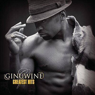 GINUWINE - Greatest Hits - CD - Best Of - **BRAND NEW/STILL SEALED**