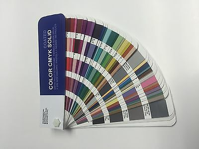 COLOR CMYK SOLID Coated/Uncoated - Pantone for digital print