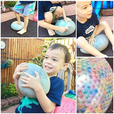 GIANT ORBEEZ STRESS BALL (Make Your Own)
