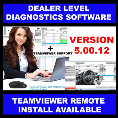 New WOW Diagnostic Tool Software V5.0012 English Version For Cars