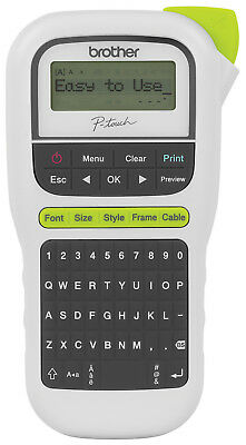 Brother Pt-H110 P-Touch Electronic Labeling System Label Maker *brand New In Box
