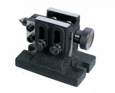 Quality adjustable Tailstock for hv4&hv6 rotary table-lathe milling,metalwork