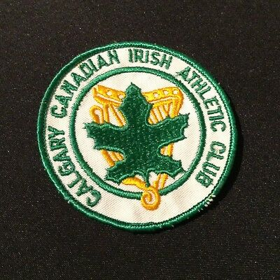 Calgary Canadian Irish Athletic Club Patch