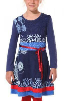 Brand New Desigual kids collection motif elegant comfortable cotton 5-6 years