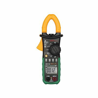AimoTek MS2108 True-RMS AC/DC Digital Clamp Meter with Inrush Current Measure...