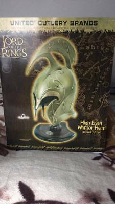 Lord of the rings / Hobbit - High Elven Warrior Helm UC1382 (RARE ITEM) !