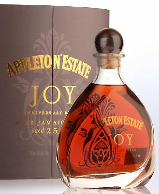 Appleton Estate Joy 25 Year Old Rum (700ml)