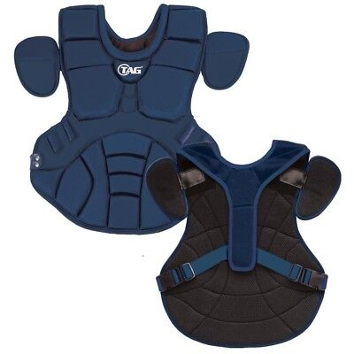 (Navy) - TAG Pro Series Mens Body Protector (TBP 700). Brand New