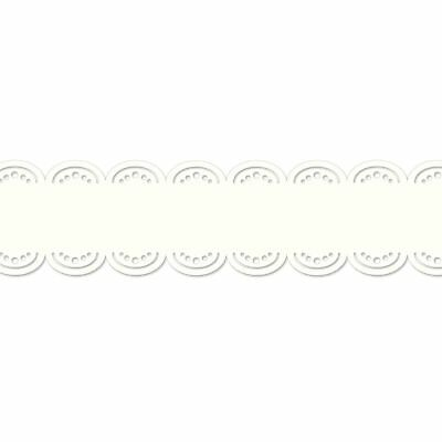 Brewster WPS98829 Wall Pops for Baby Peel and Stick Ivory Stripe, 1-Stripe