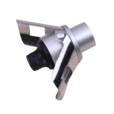 (Silver) - Folded Wing-Type Vacuum Wine Stopper,Hongxin Stainless Steel