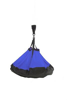 (Blue) - Throwing Chute by Chute Trainer. Shipping is Free
