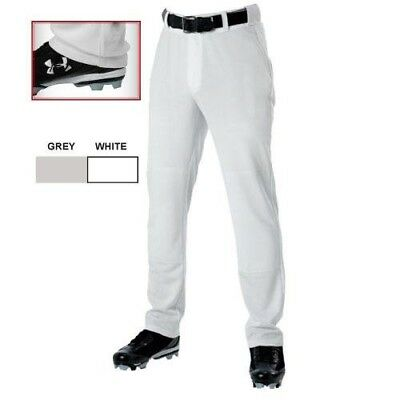 (S Youth, White) - Alleson Pant-Open Bottom - Youth. Alleson Athletic