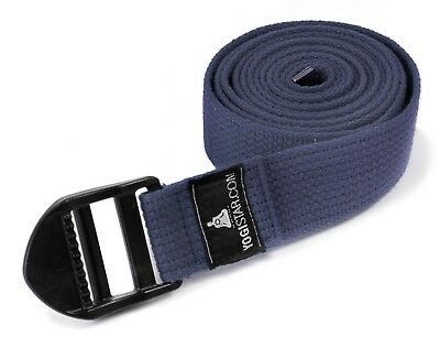 YOGISTAR Yoga belt 'yogibelt' 260P blue. YOGISTAR®. Huge Saving
