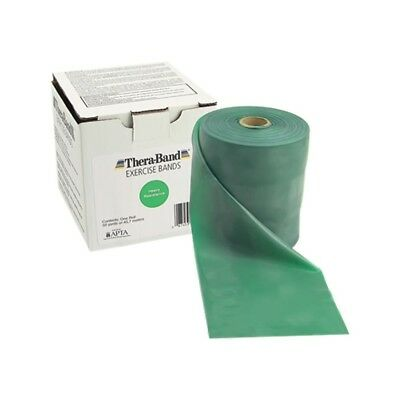 Exercise Band Size/Colour: Extra Heavy/Green. TheraBand. Free Delivery