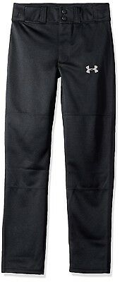 (Youth X-Small, Black (001)) - Under Armour Boys' Clean Up Baseball Pants