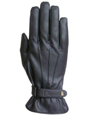(9, Black) - Roeckl Wago Unisex Gloves. Toklat Originals. Free Shipping