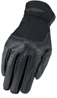 (Size 4, Black) - Heritage Kids Show Gloves. Free Shipping