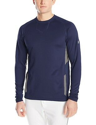 (3X-Large, Team Navy) - New Balance Baseball Pullover. Shipping Included