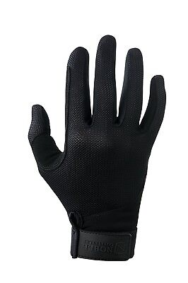 (6, Black) - Noble Outfitters Perfect Fit Mesh Glove. Shipping is Free