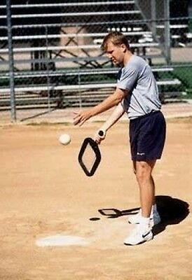 "Accubat ""Coaches Helper"" Baseball Training Device for Hitting Grounders and"