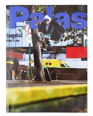 """Palace Skateboards """"Palasonic"""" Magazine and DVD Pack - RARE SOLD OUT!!!"""