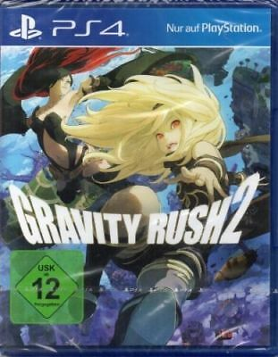 Gravity Rush 2 - Playstation PS4 - deutsch - Neu / OVP