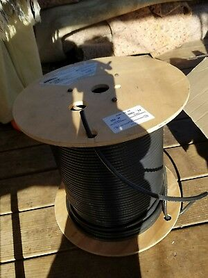 Commscope 18AWG Copper Steel Communications Cable 1000 FT  NEW