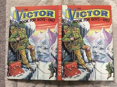 Excellent  Copy Of The 1967 Victor Annual Book Vgc