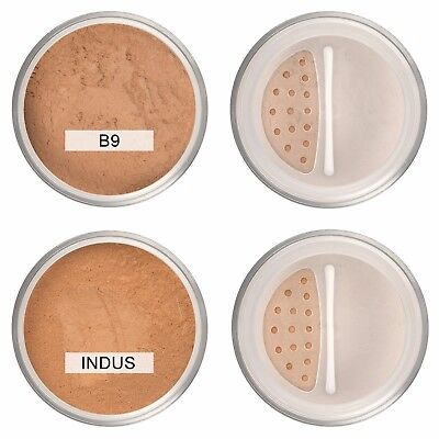 Mineral Make up Loose Bronzer Powder Natural Bare Pure Minerals Magic Full Cover