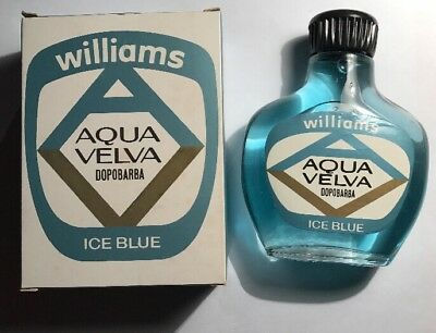 Aqua Velva Dopobarba Williams Ice Blue 120Ml