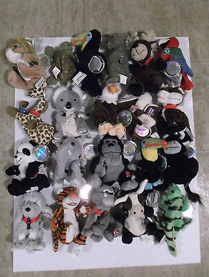 Coca - Cola International 1999 Bean Bag Collection of 21 New Never Displayed