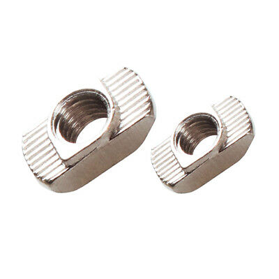 M3 M4 M5 Hammer T Nuts For 20 Series European Aluminum Profile Slot USA SHIPPING