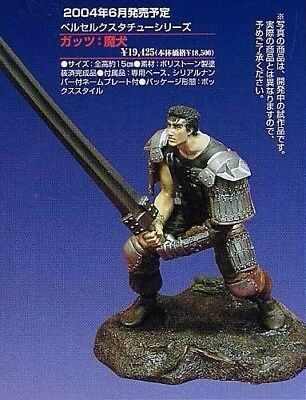 Berserk Guts MAKEN Figure Art of War Limited statue No.0550