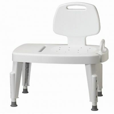 Adjustable Shower/Bath Transfer Bench/ Chair Safety Seat - Brand NEW