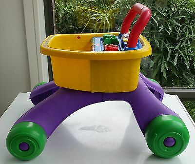 Fisher Price Musical Supermarket Trolley