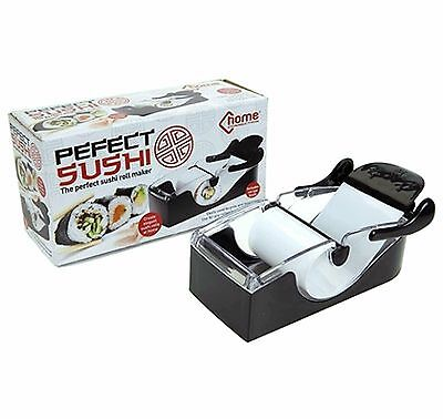 Perfect Roll DIY Easy Kitchen Magic Roller Sushi Maker Cutter Gadget Machine