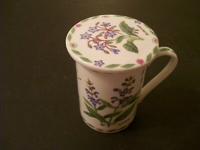Vintage Covered Teacup/Coffee Cup-by Kent Potteries