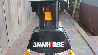 **NEVER USED Rockwell JawHorse Vice Clamp