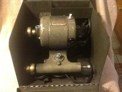 DUMORE #14 Tom Thumb Tool Post Grinder W/ EXTRAS